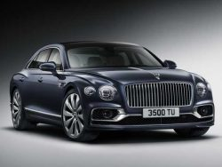 GCC-Bound 2020 Bentley Flying Spur Debuts With 626 Horsepower