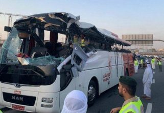 Tourist Bus Crash Turns Fatal In Dubai