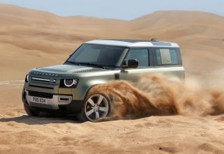 2020 Land Rover Defender: Overview of the Iconic SUV