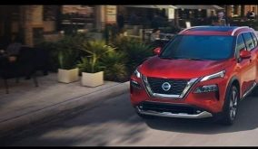 2021 Nissan Rogue Official Photos Out!