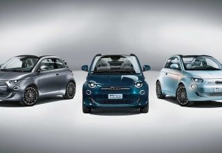 Fiat 500 Goes Electric, Spearheads FCA's EV Charge