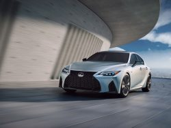 2021 Lexus IS Sedan Now Available In the UAE