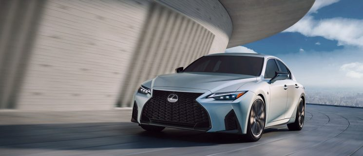 2021 Lexus IS Sedan Launched, Coming To the UAE Soon!