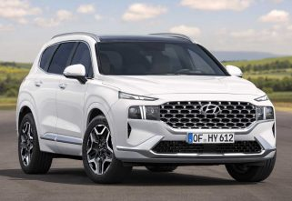 2021 Hyundai Santa Fe Brings Bold New Design To The Streets