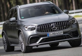 2020 Mercedes-Benz GLC 300: What else can you buy?