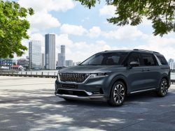 Kia Carnival 2021: A Closer Look
