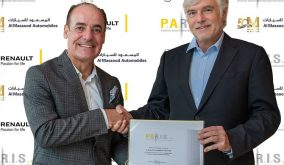 Renault Abu Dhabi Is Top Company Dealership In The World