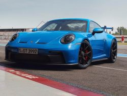 The All-New Porsche 911 GT3 Is A 502hp Track Missile