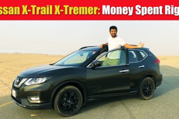 Nissan X-Trail X-Tremer 2020 Detailed Review