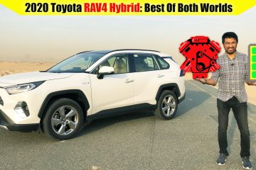 2020 Toyota RAV4 Hybrid Detailed Review | More Sensible Than An Electric Vehicle?