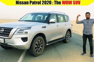 2020 Nissan Patrol V6 Review | Luxury 4WD You Cannot Miss