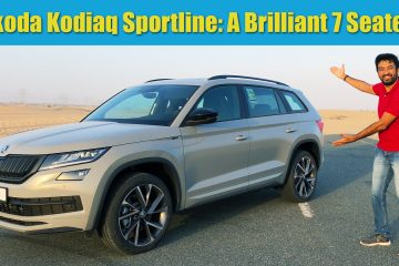 Skoda Kodiaq Sportline SUV 2020 Detailed Review