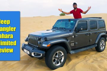 Jeep Wrangler Sahara Unlimited 2020 In-Depth Review | Unlimited Off-Roading Fun