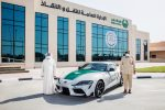 Dubai Police Has Added The 2021 Toyota GR Supra To Its Fleet