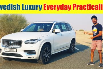 2020 Volvo XC90 Inscription T6 Review | Luxury 7-Seater Swedish SUV
