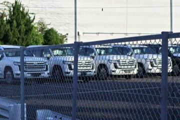 The 2022 Toyota Land Cruiser Has Been Spotted In All Its Glory